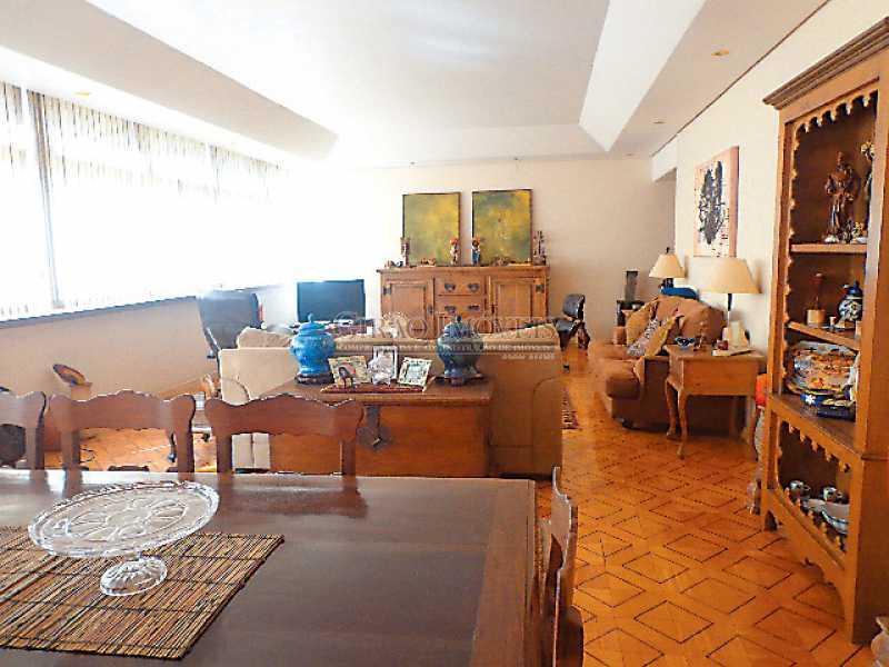 1 - Salão - Apartamento À Venda - Copacabana - Rio de Janeiro - RJ - GIAP30919 - 1