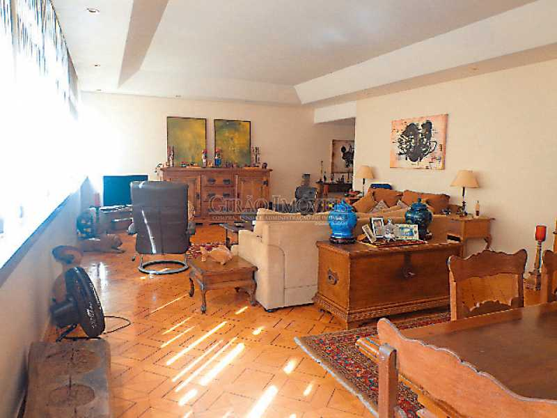 2 - Salão - Apartamento À Venda - Copacabana - Rio de Janeiro - RJ - GIAP30919 - 3