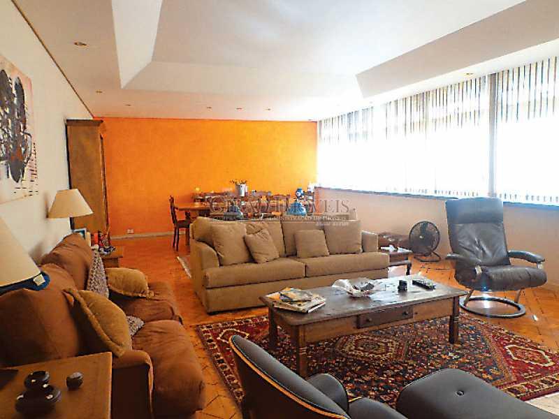 3 - Salão - Apartamento À Venda - Copacabana - Rio de Janeiro - RJ - GIAP30919 - 4