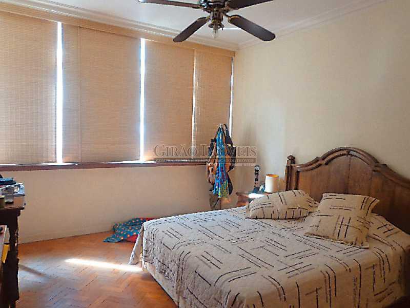 5 - Quarto 1º - Apartamento À Venda - Copacabana - Rio de Janeiro - RJ - GIAP30919 - 6