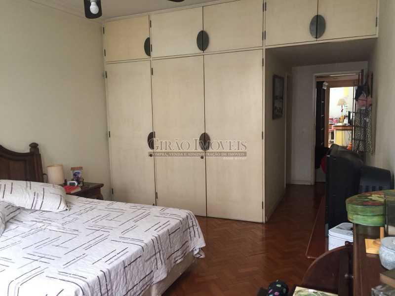 6 - Quarto 1º - Apartamento À Venda - Copacabana - Rio de Janeiro - RJ - GIAP30919 - 7