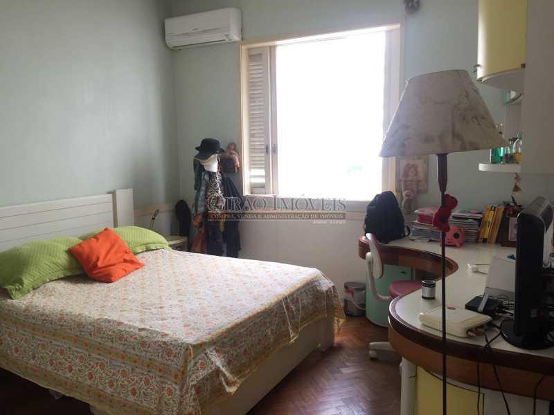 7 - Quarto 2º - Apartamento À Venda - Copacabana - Rio de Janeiro - RJ - GIAP30919 - 8