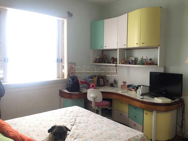 8 - Quarto 2º - Apartamento À Venda - Copacabana - Rio de Janeiro - RJ - GIAP30919 - 9