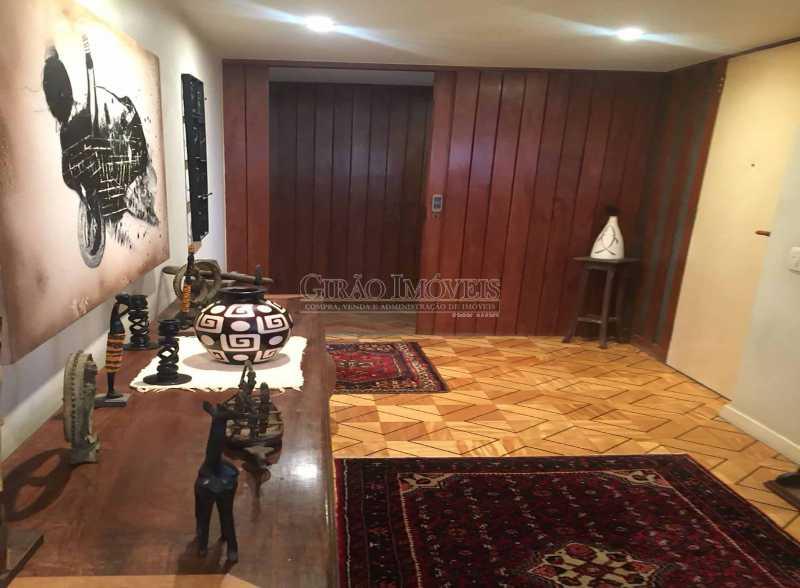 10 - Hall entrada - paisagem - Apartamento À Venda - Copacabana - Rio de Janeiro - RJ - GIAP30919 - 11