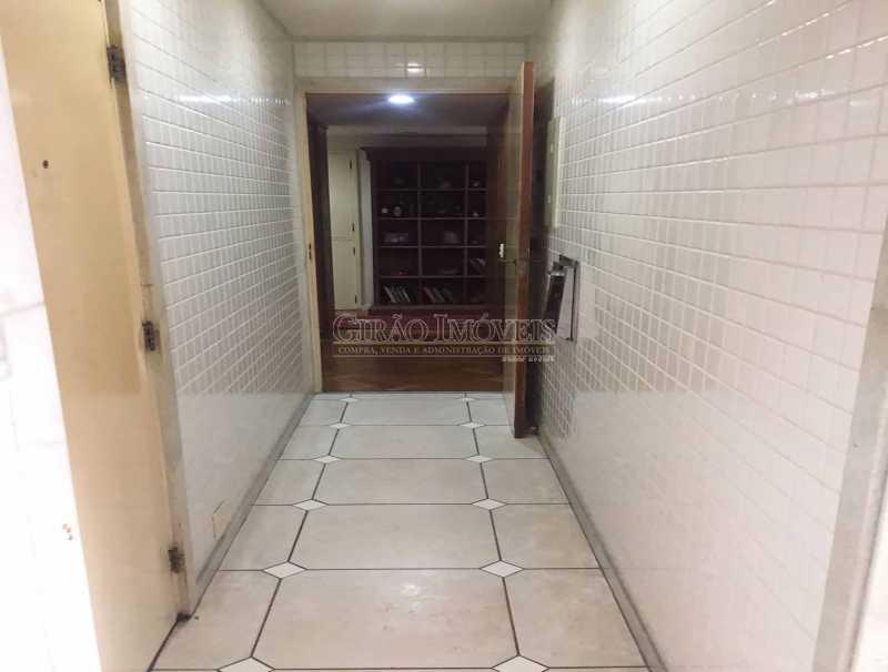 13 - Corredde serviço - paisa - Apartamento À Venda - Copacabana - Rio de Janeiro - RJ - GIAP30919 - 14