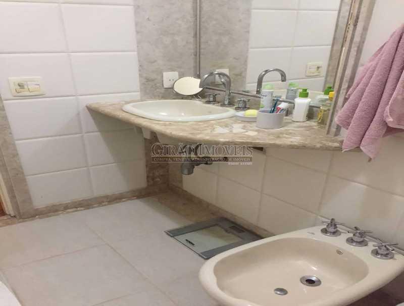 15 - Banheiro suíte - paisage - Apartamento À Venda - Copacabana - Rio de Janeiro - RJ - GIAP30919 - 16