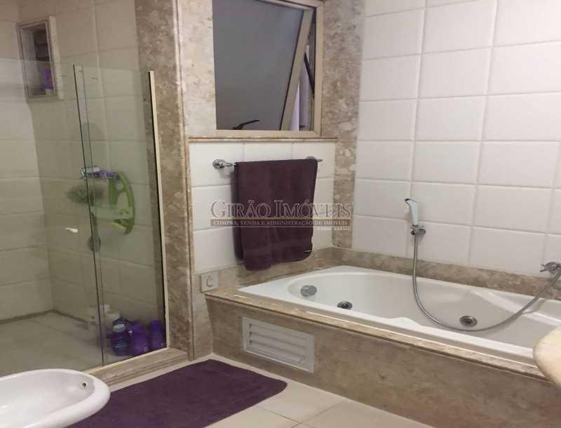 18 - 2º Banheiro 2 - paisagem - Apartamento À Venda - Copacabana - Rio de Janeiro - RJ - GIAP30919 - 20