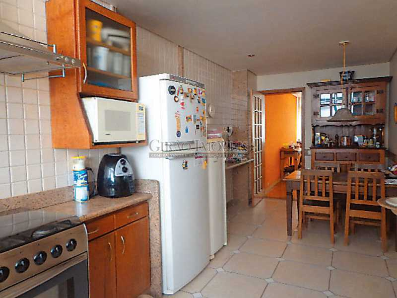 20 - Copa-Cozinha - Apartamento À Venda - Copacabana - Rio de Janeiro - RJ - GIAP30919 - 22