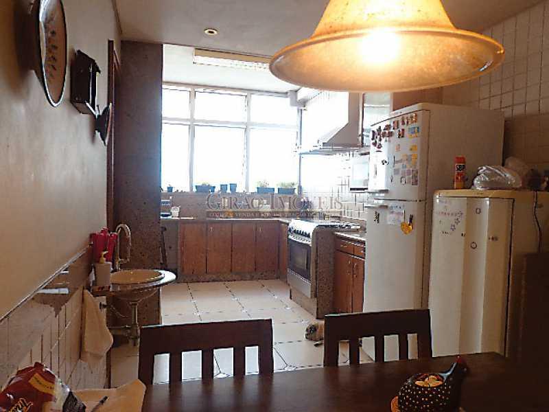 21 - Copa-Cozinha - Apartamento À Venda - Copacabana - Rio de Janeiro - RJ - GIAP30919 - 23