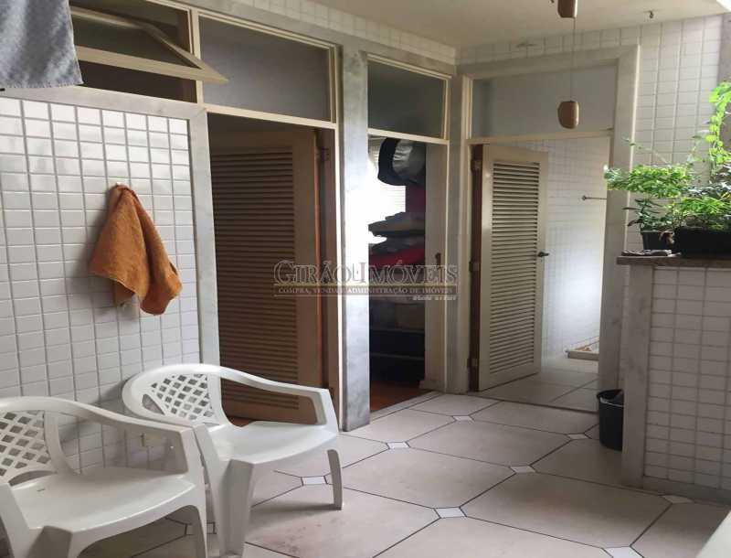 23 - Área serviço + 2 quarto - Apartamento À Venda - Copacabana - Rio de Janeiro - RJ - GIAP30919 - 25