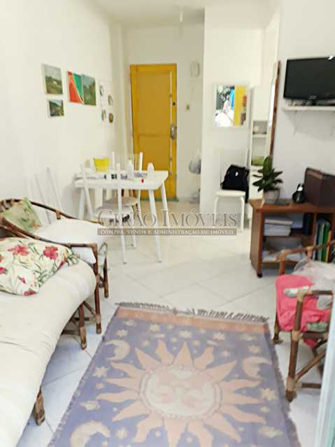 2 - Apartamento à venda Rua Santo Amaro,Glória, Rio de Janeiro - R$ 300.000 - GIAP10447 - 3