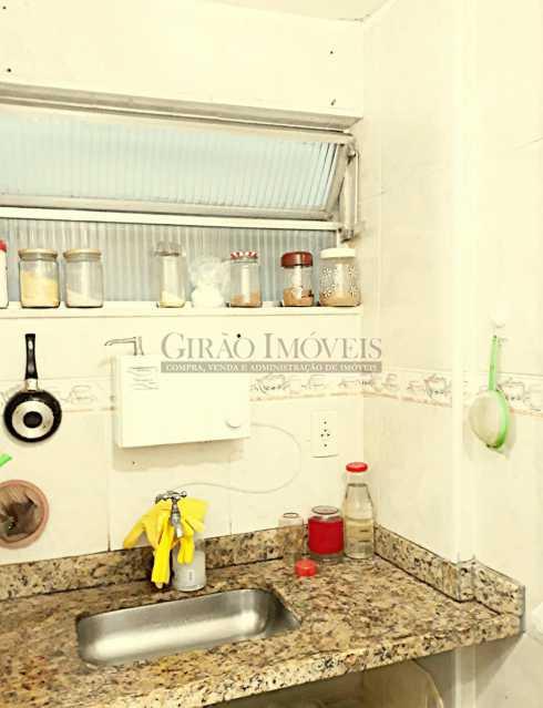 9 - Apartamento à venda Rua Santo Amaro,Glória, Rio de Janeiro - R$ 300.000 - GIAP10447 - 10