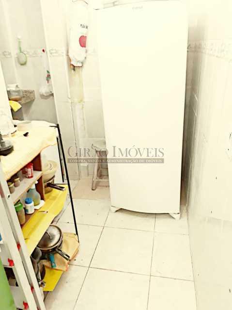 10 - Apartamento à venda Rua Santo Amaro,Glória, Rio de Janeiro - R$ 300.000 - GIAP10447 - 11