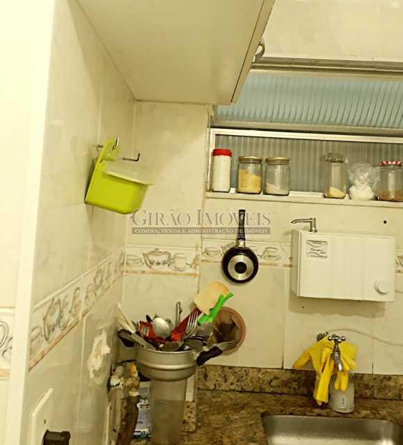 13 - Apartamento à venda Rua Santo Amaro,Glória, Rio de Janeiro - R$ 300.000 - GIAP10447 - 14