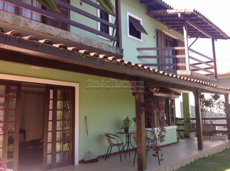 1 - Casa Rua Doutor Oswaldo Freitas,Castelanea, Petrópolis, RJ À Venda, 4 Quartos, 250m² - GICA40021 - 1