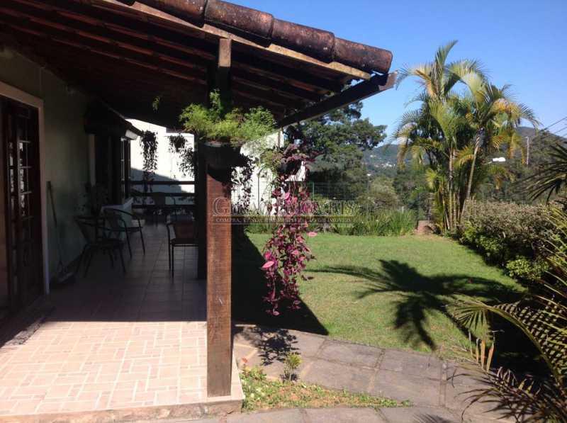 2 - Casa Rua Doutor Oswaldo Freitas,Castelanea,Petrópolis,RJ À Venda,4 Quartos,250m² - GICA40021 - 3