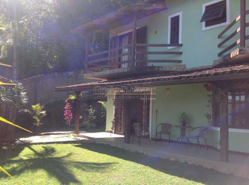 3 - Casa Rua Doutor Oswaldo Freitas,Castelanea, Petrópolis, RJ À Venda, 4 Quartos, 250m² - GICA40021 - 4