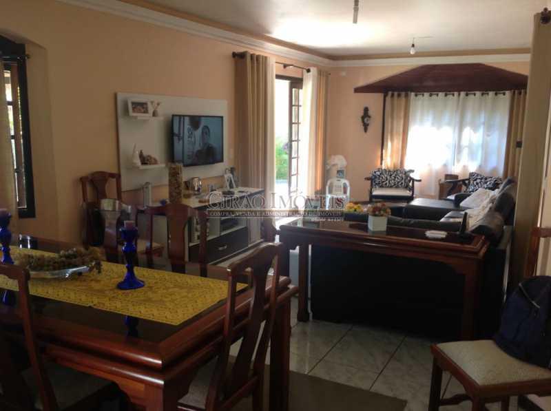 4 - Casa Rua Doutor Oswaldo Freitas,Castelanea, Petrópolis, RJ À Venda, 4 Quartos, 250m² - GICA40021 - 5