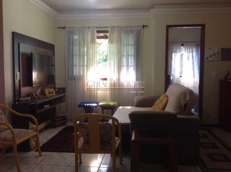6 - Casa Rua Doutor Oswaldo Freitas,Castelanea, Petrópolis, RJ À Venda, 4 Quartos, 250m² - GICA40021 - 7
