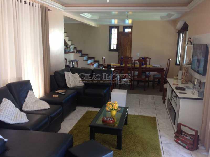7 - Casa Rua Doutor Oswaldo Freitas,Castelanea, Petrópolis, RJ À Venda, 4 Quartos, 250m² - GICA40021 - 8