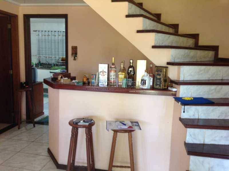 9a - Casa Rua Doutor Oswaldo Freitas,Castelanea, Petrópolis, RJ À Venda, 4 Quartos, 250m² - GICA40021 - 11