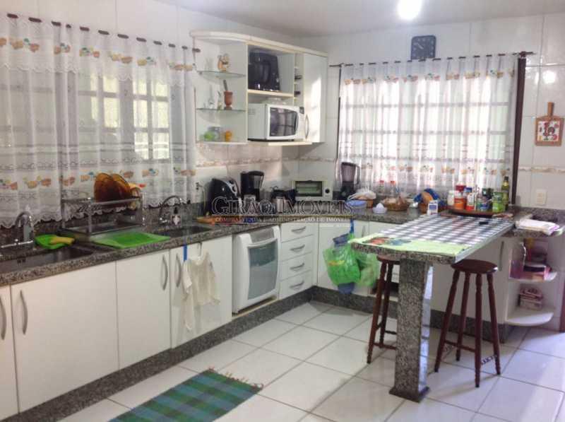 17 - Casa Rua Doutor Oswaldo Freitas,Castelanea,Petrópolis,RJ À Venda,4 Quartos,250m² - GICA40021 - 20