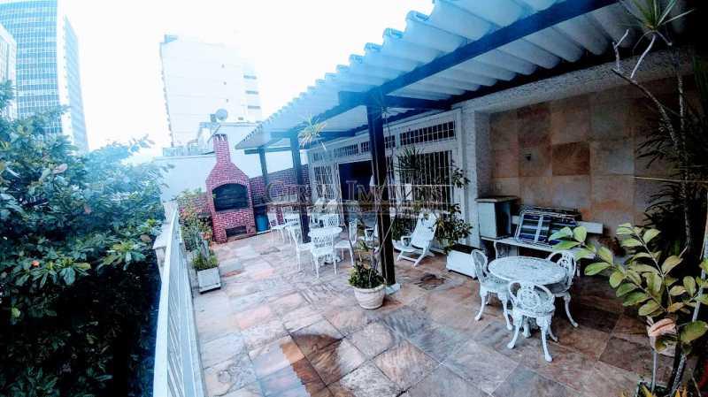 terraço - Cobertura À Venda - Ipanema - Rio de Janeiro - RJ - GICO30070 - 1