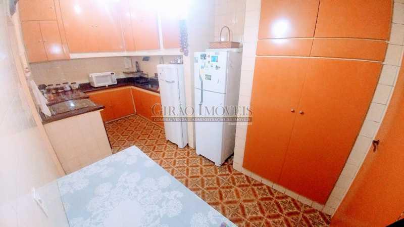 cozinha - Cobertura À Venda - Ipanema - Rio de Janeiro - RJ - GICO30070 - 14