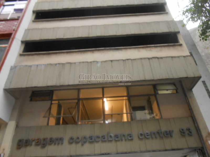DSCN7124 - Vaga de Garagem 13m² à venda Copacabana, Rio de Janeiro - R$ 70.000 - GIVG00002 - 1