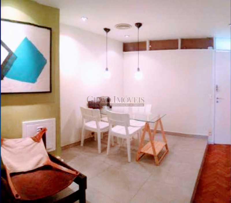 SALA1 - Ótima sala comercial, reformada, andar alto e dividida em dois ambientes - GISL00074 - 3