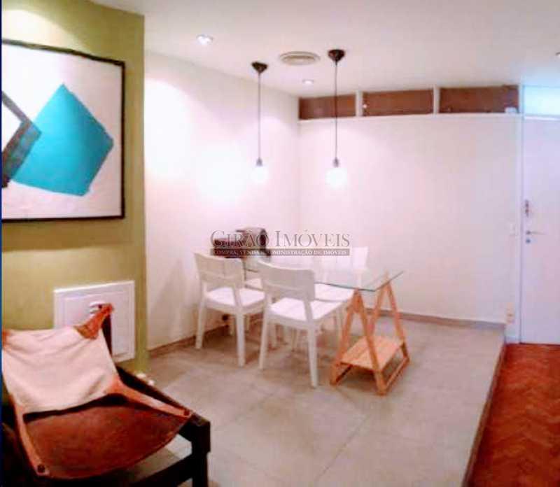 Quarto. - Ótima sala comercial, reformada, andar alto e dividida em dois ambientes - GISL00074 - 5