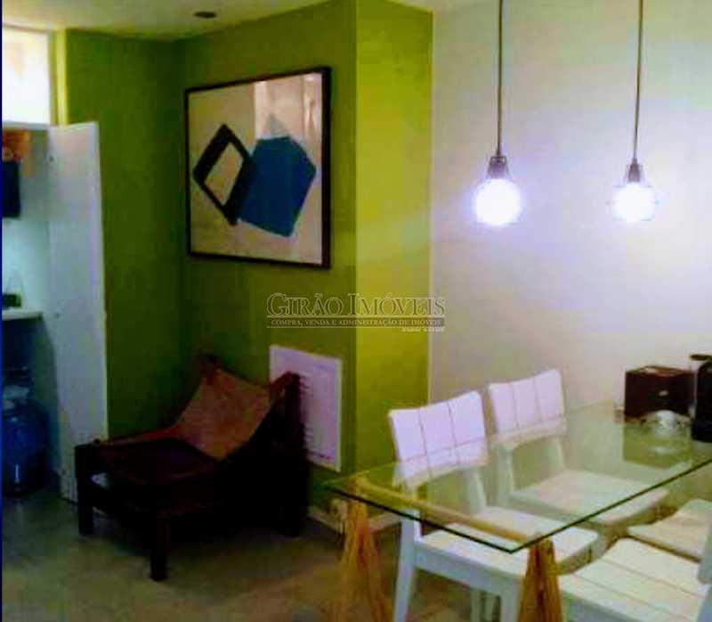 Sala. - Ótima sala comercial, reformada, andar alto e dividida em dois ambientes - GISL00074 - 8
