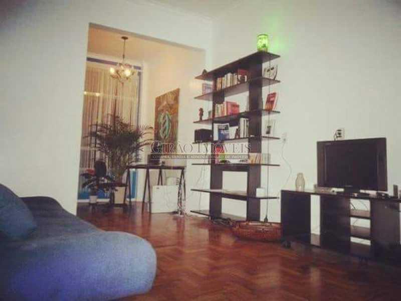 3 - Apartamento à venda Rua Raul Pompéia,Copacabana, Rio de Janeiro - R$ 550.000 - GIAP10461 - 1