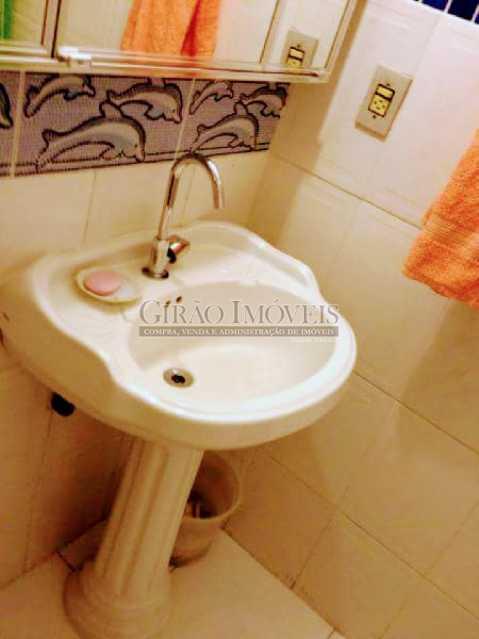 12 - Apartamento à venda Rua Raul Pompéia,Copacabana, Rio de Janeiro - R$ 550.000 - GIAP10461 - 17