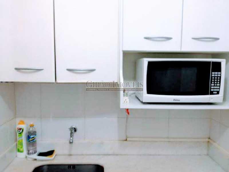 14 - Apartamento à venda Rua Raul Pompéia,Copacabana, Rio de Janeiro - R$ 550.000 - GIAP10461 - 19