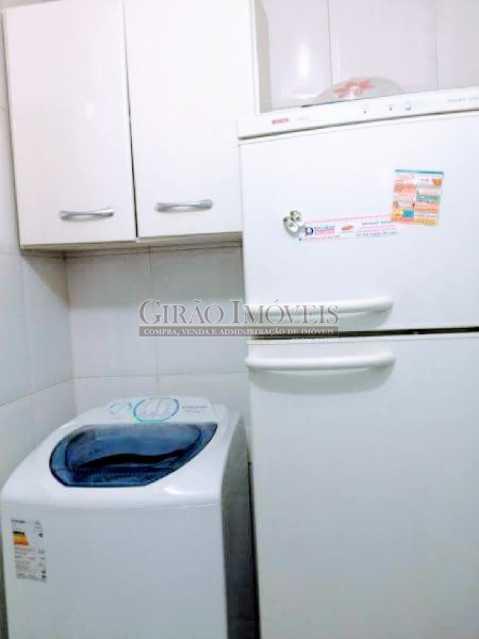 16 - Apartamento à venda Rua Raul Pompéia,Copacabana, Rio de Janeiro - R$ 550.000 - GIAP10461 - 21