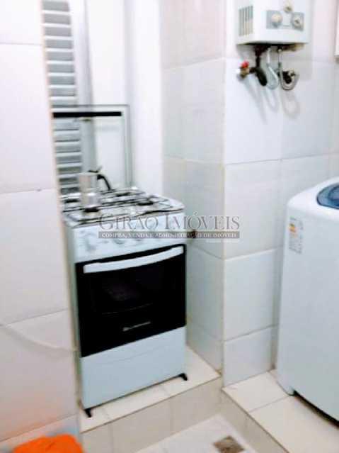 17 - Apartamento à venda Rua Raul Pompéia,Copacabana, Rio de Janeiro - R$ 550.000 - GIAP10461 - 22