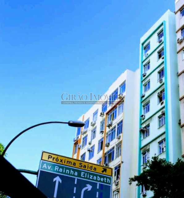 18 - Apartamento à venda Rua Raul Pompéia,Copacabana, Rio de Janeiro - R$ 550.000 - GIAP10461 - 23