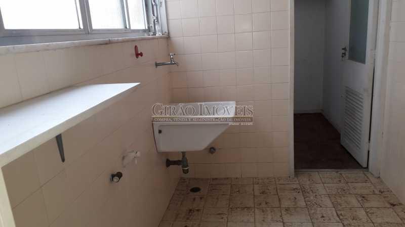 15 - Apartamento Para Alugar - Copacabana - Rio de Janeiro - RJ - GIAP20843 - 16