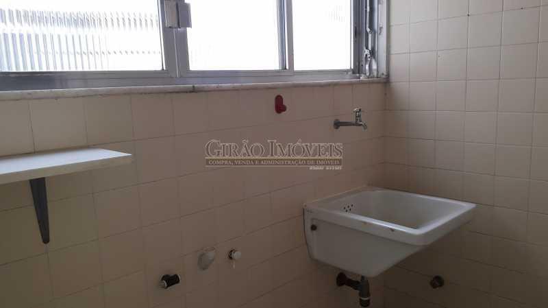 15a - Apartamento Para Alugar - Copacabana - Rio de Janeiro - RJ - GIAP20843 - 17