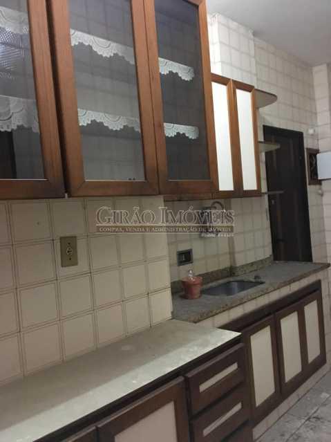 8 - Apartamento 2 quartos à venda Laranjeiras, Rio de Janeiro - R$ 690.000 - GIAP20844 - 9