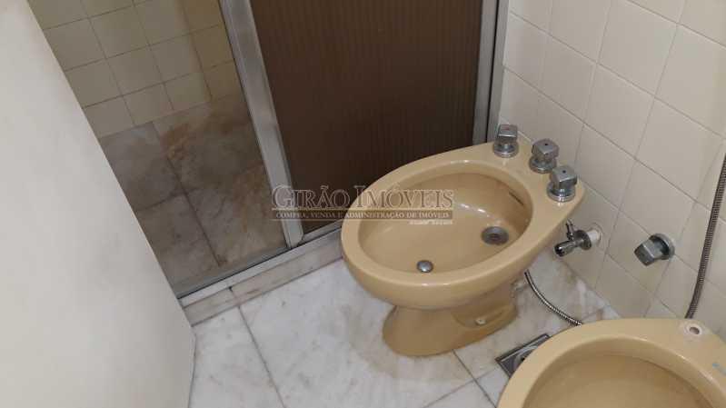 7 - Apartamento 2 quartos para alugar Copacabana, Rio de Janeiro - R$ 3.500 - GIAP20846 - 8