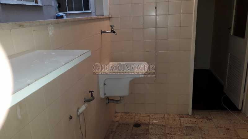 12 - Apartamento 2 quartos para alugar Copacabana, Rio de Janeiro - R$ 3.500 - GIAP20846 - 13