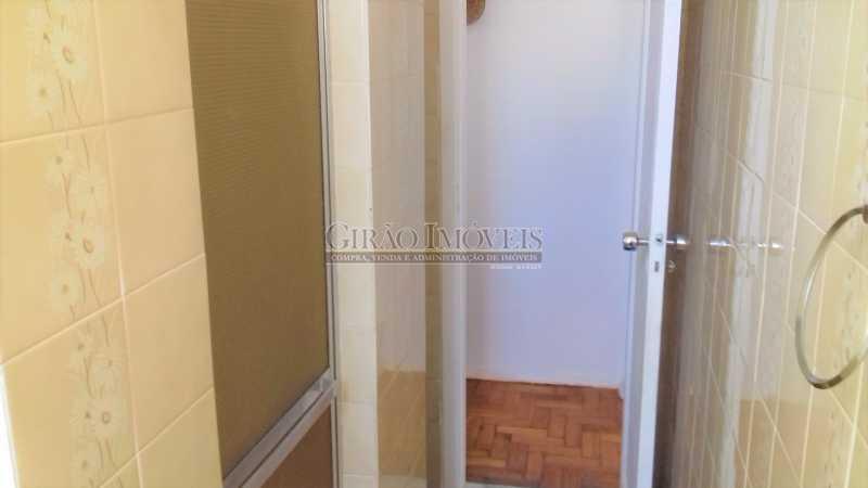 banheiro plano 2 - Apartamento à venda Rua Benjamim Constant,Glória, Rio de Janeiro - R$ 460.000 - GIAP00045 - 14