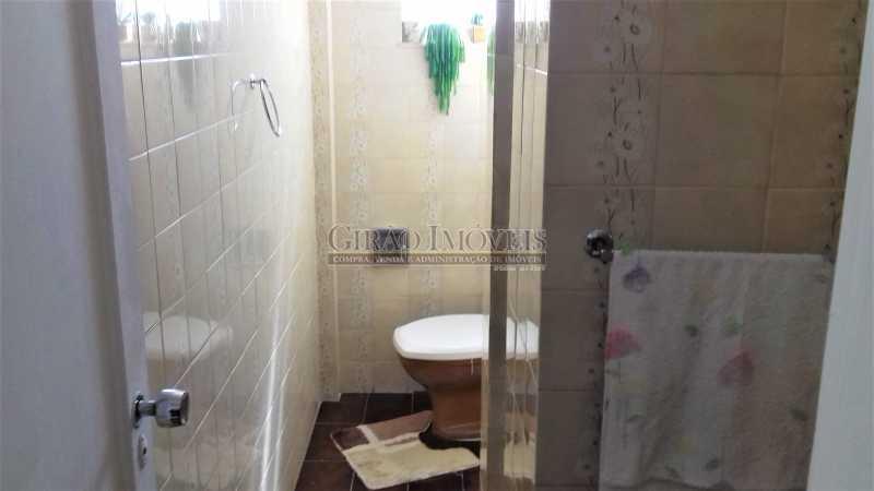 banheiro - Apartamento à venda Rua Benjamim Constant,Glória, Rio de Janeiro - R$ 460.000 - GIAP00045 - 15