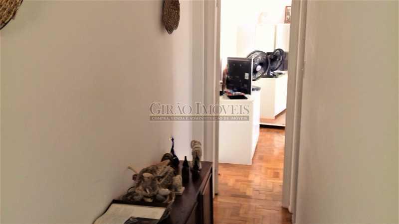 corredquartosala - Apartamento à venda Rua Benjamim Constant,Glória, Rio de Janeiro - R$ 460.000 - GIAP00045 - 16