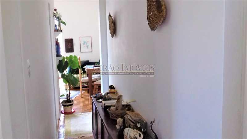corredsalaquarto - Apartamento à venda Rua Benjamim Constant,Glória, Rio de Janeiro - R$ 460.000 - GIAP00045 - 17
