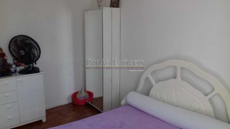 quarto plano 2 - Apartamento à venda Rua Benjamim Constant,Glória, Rio de Janeiro - R$ 460.000 - GIAP00045 - 9