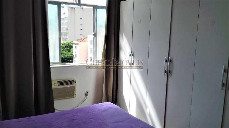 quarto plano 4 - Apartamento à venda Rua Benjamim Constant,Glória, Rio de Janeiro - R$ 460.000 - GIAP00045 - 10