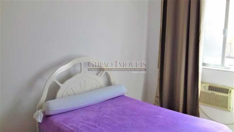 quarto - Apartamento à venda Rua Benjamim Constant,Glória, Rio de Janeiro - R$ 460.000 - GIAP00045 - 11